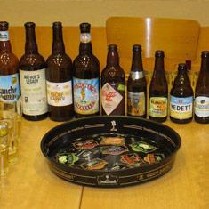 Dégustation bières blanches