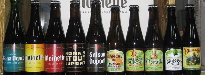 Bieren Brasserie Dupont
