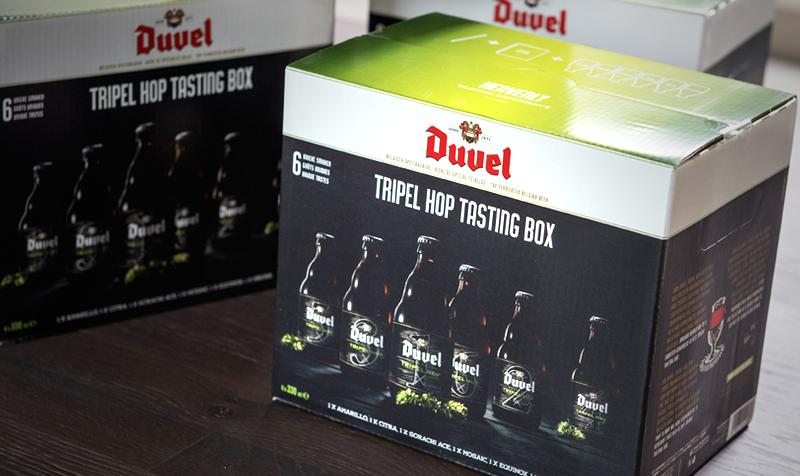 Duvel Tripel Hop box