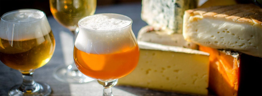 Beer & cheese foodpairing