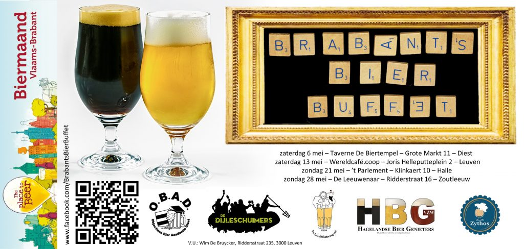 Brabants Bier Buffet 2017
