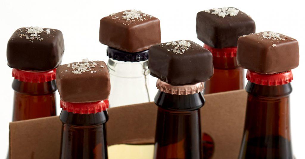 Chocolade & bier proeverij