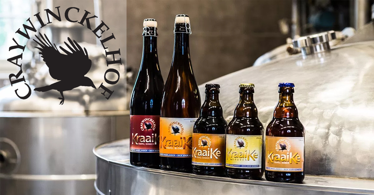 Visit Craywinckelhof brewery