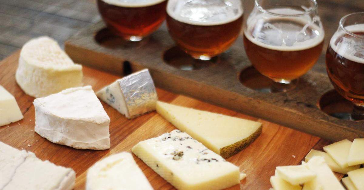 Tasting Cheese & Beer, part(y) 2