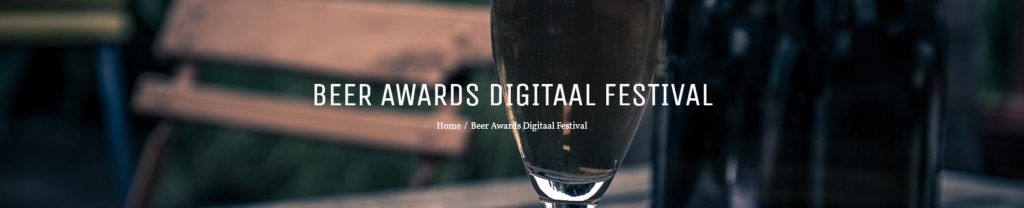 Beer Awards banner