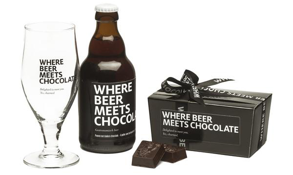 Where Beer Meets Chocolate