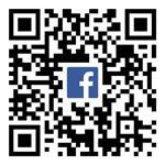 Facebook QR bezoek De Feniks