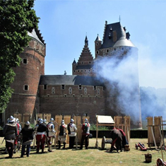 Lambic Festival + Bombardment of Beersel 1489