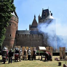 Lambiekfeest + Beschieting van Beersel 1489