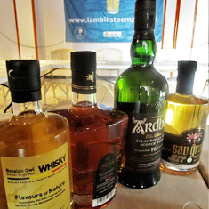 Dégustation Whisky & Bière
