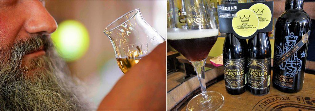 Wanne whisky Gouden Carolus