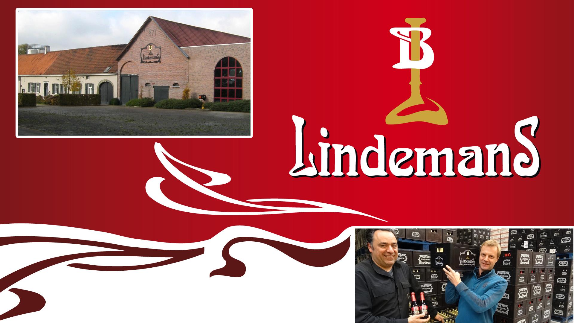 Visite brasserie Lindemans