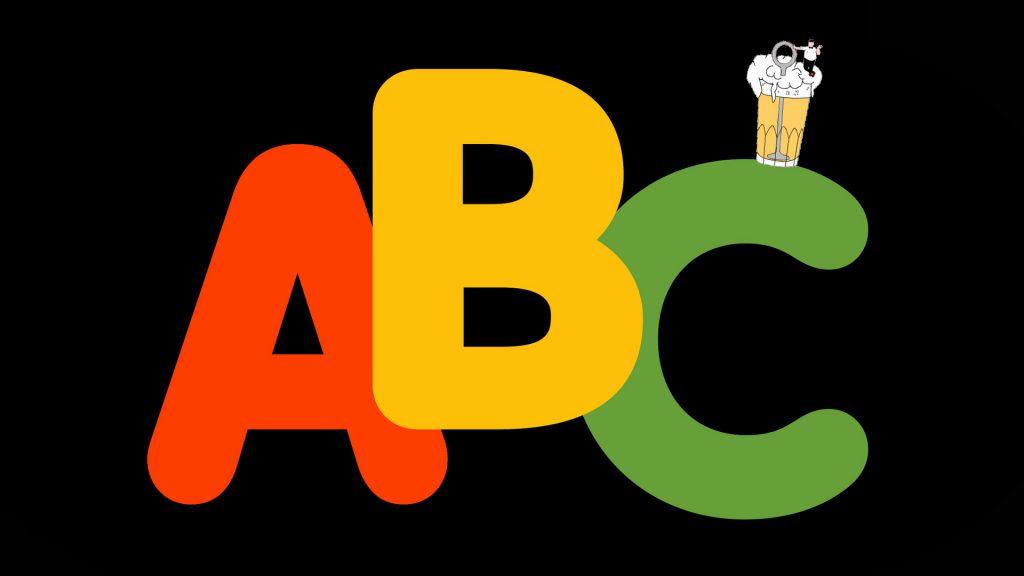 ABC-driehoeksproeverij