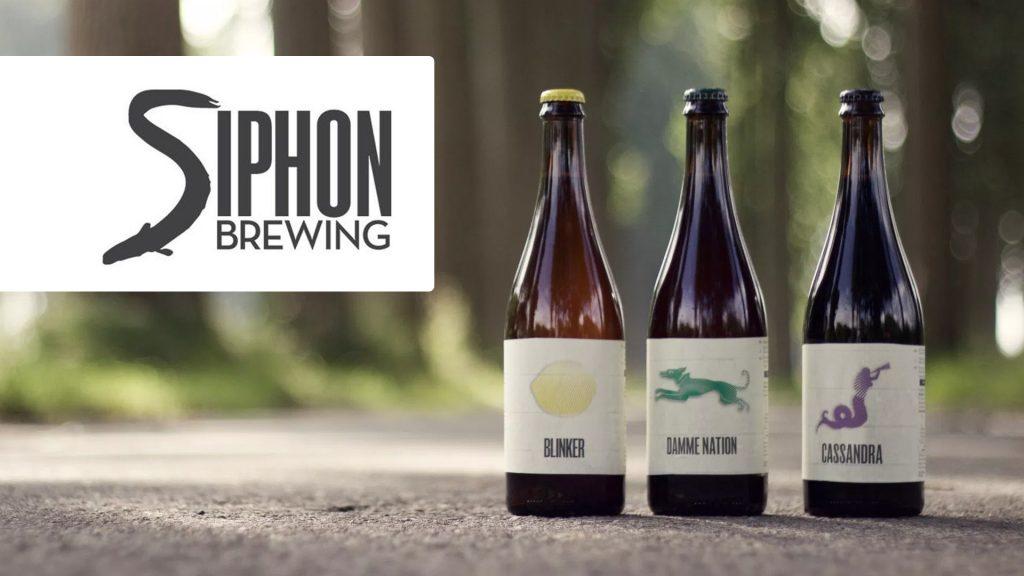 Bezoek Siphon Brewing