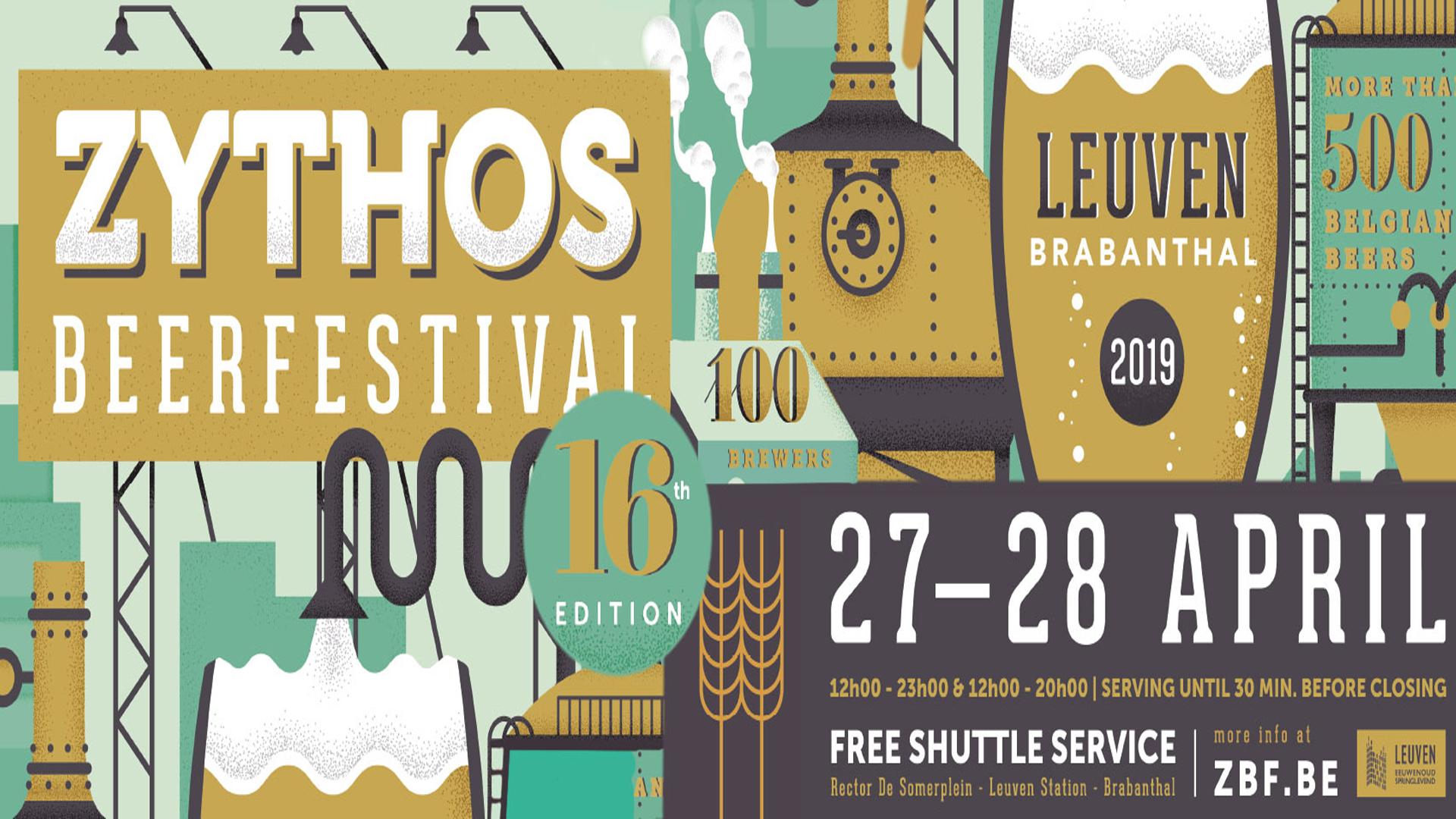 Zythos Bierfestival 2019