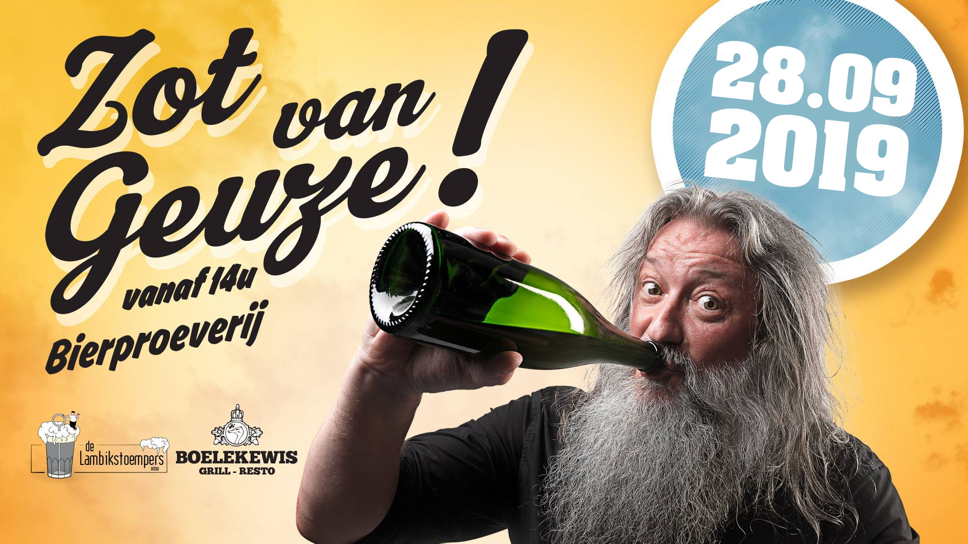 Crazy about Gueuze! 2019
