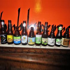 Dégustation de bières peu alcoolisée