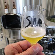 Bezoek Siphon brouwerij