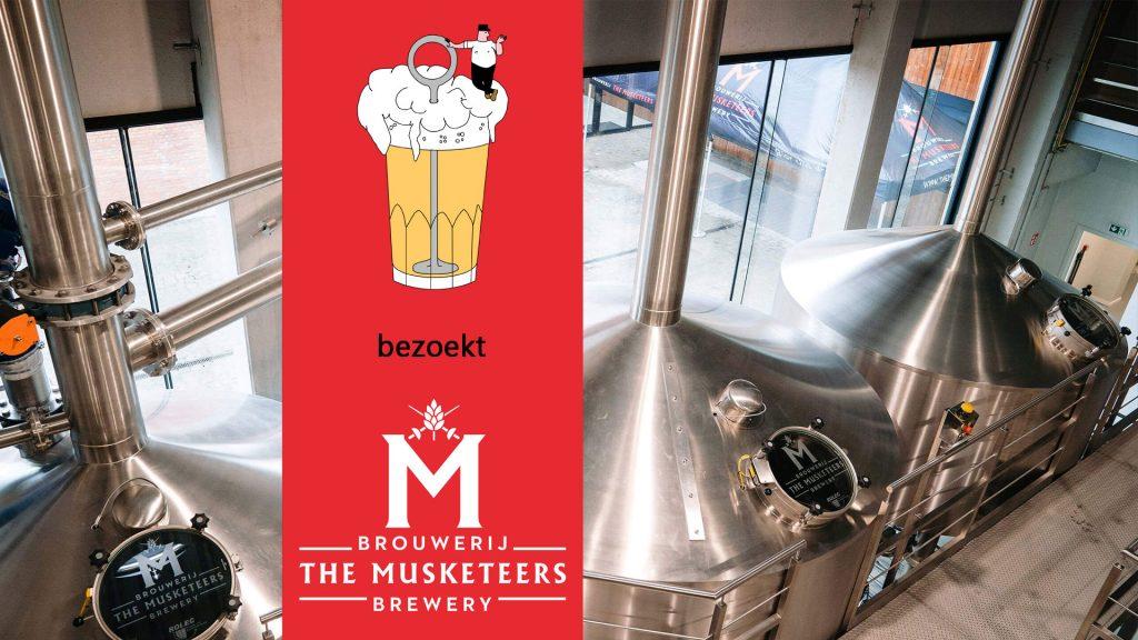 Bezoek brouwerij The Musketeers