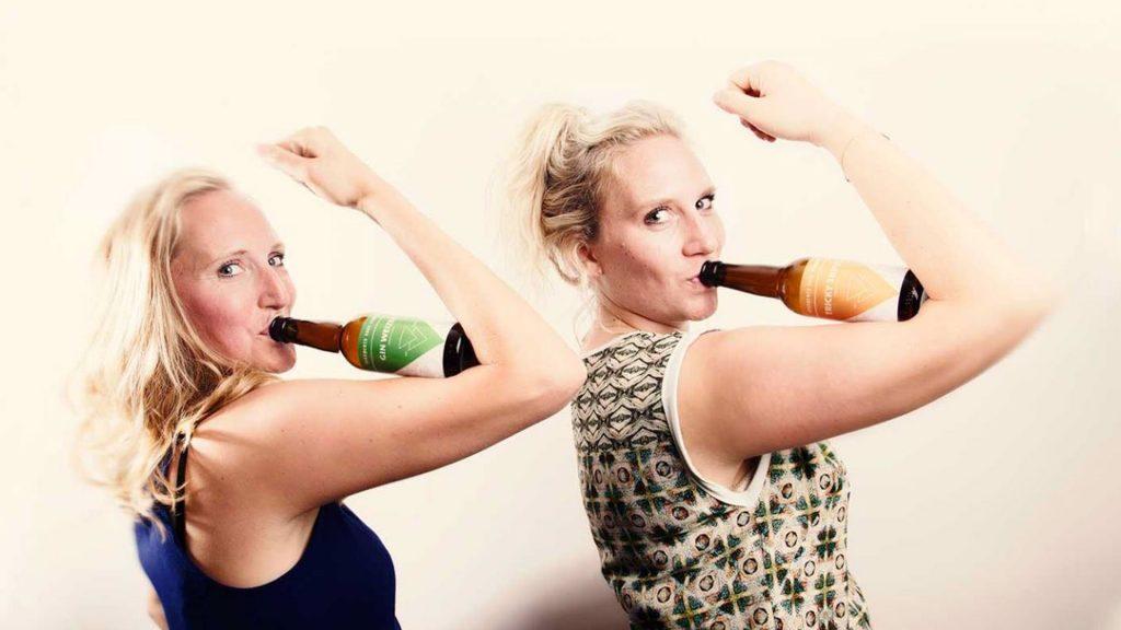 Proeverij Vrouwen en Bier