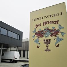 Visite brasserie De Graal