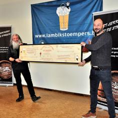 Golden Lambikstoemper 2020 award show