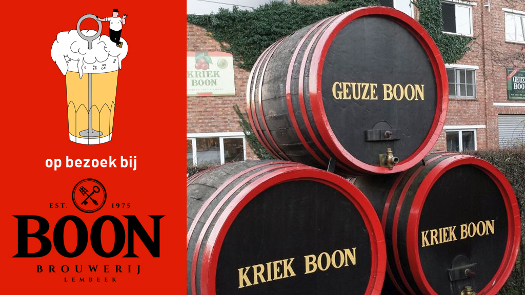 Visit Boon brewery