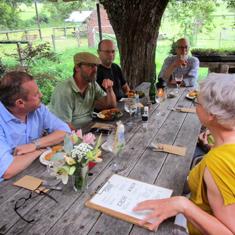 Lambikstoemper Diner 2021