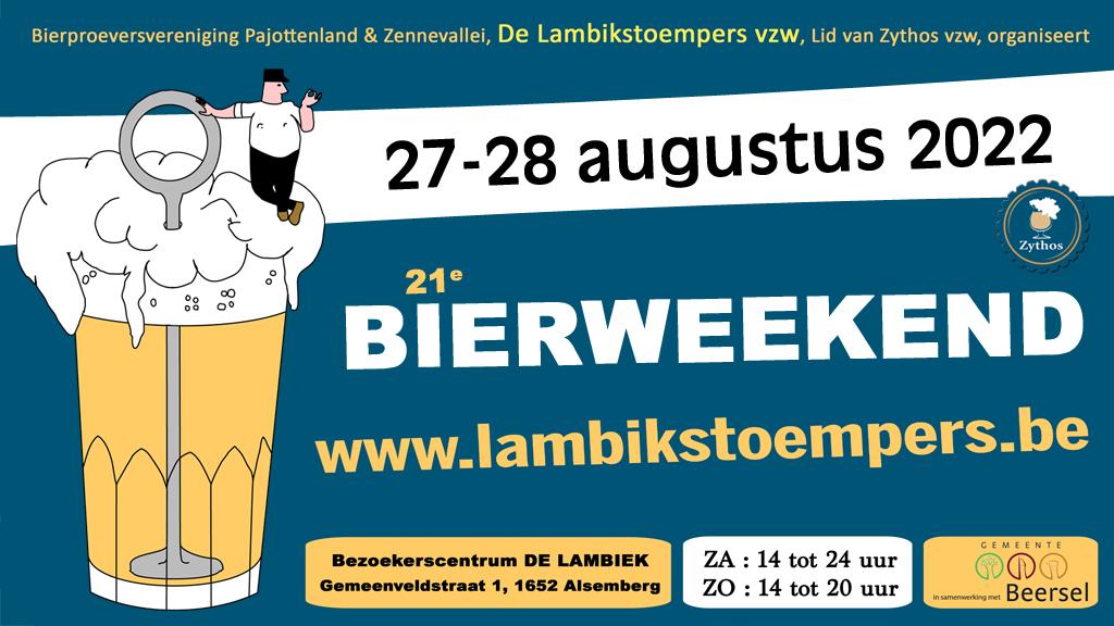 Lambikstoempers Beer Weekend 2022