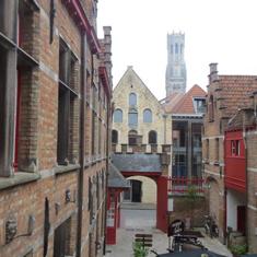 Un jour à Bruges