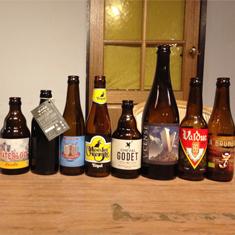 Proeverij 'Bieren uit Waals Brabant'