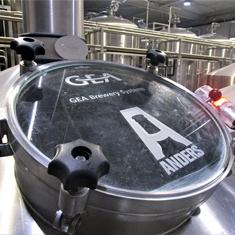 Visit Anders! brewery